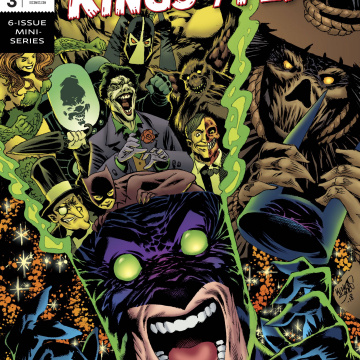 Batman: Kings of Fear #3