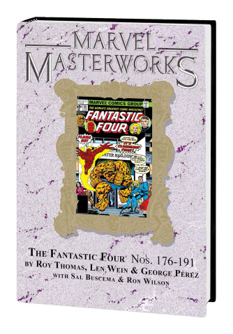 Fantastic Four Vol. 17 (Marvel Masterworks)