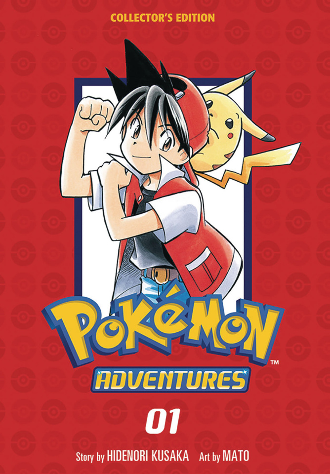 Pokémon Adventures Vol. 1 (Collectors Edition)