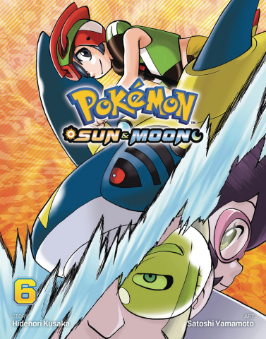 Pokémon: Sun & Moon Vol. 6