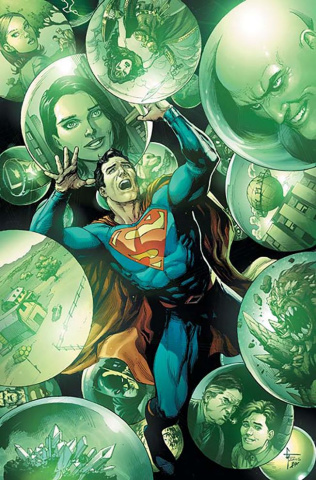 Action Comics #969 (Variant Cover)