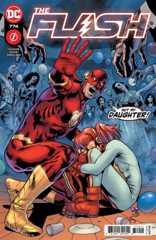 The Flash #774 (Bryan Hitch Cover)