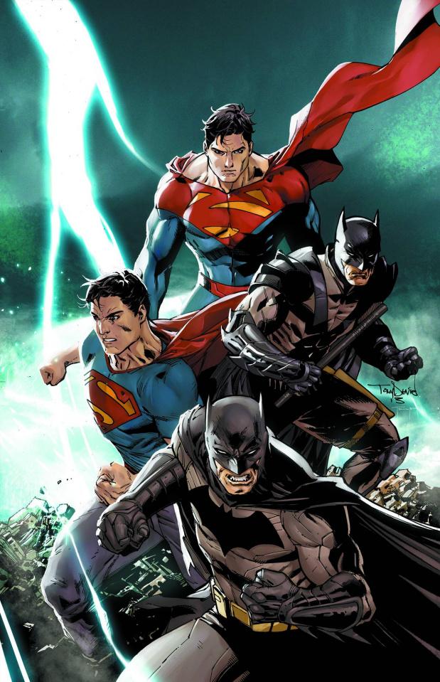 Batman / Superman #4