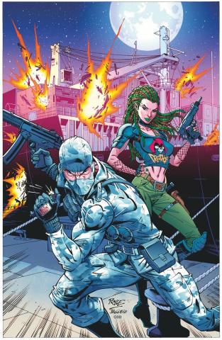 G.I. Joe: A Real American Hero #271 (10 Copy Royle Cover)