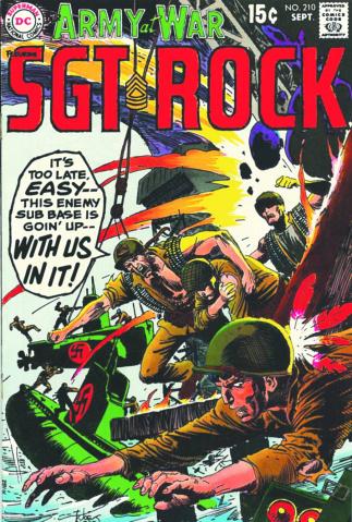 Showcase Presents Sgt Rock Vol. 4