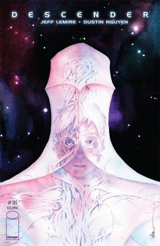 Descender #31 (Nguyen Cover)