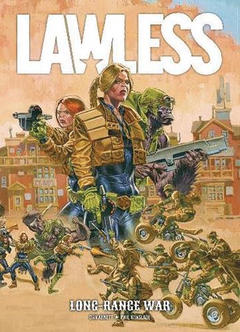 Lawless: Long-Range War