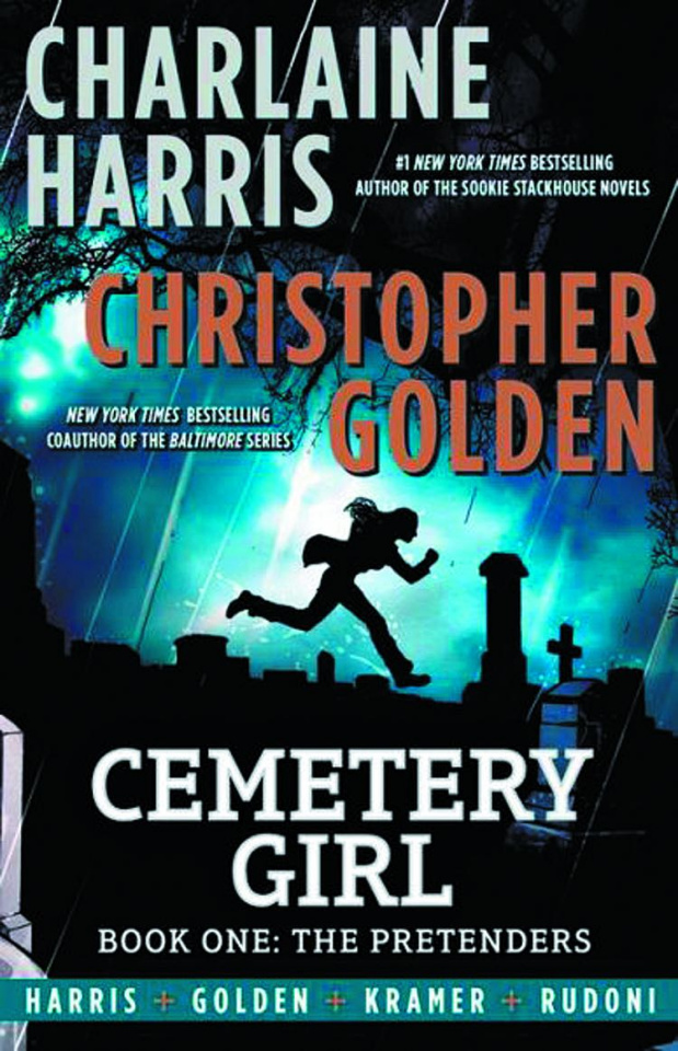 Cemetery Girl Book 1: The Pretenders