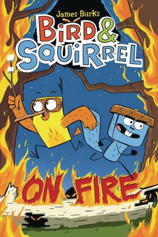 Bird & Squirrel Vol. 4: On Fire