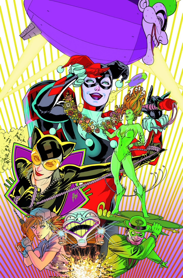 Gotham City Sirens Book 1