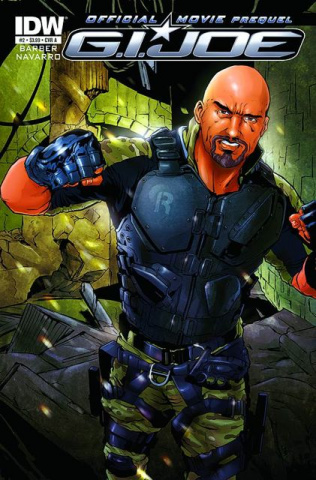 G.I. Joe 2: Retaliation Movie Prequel #2