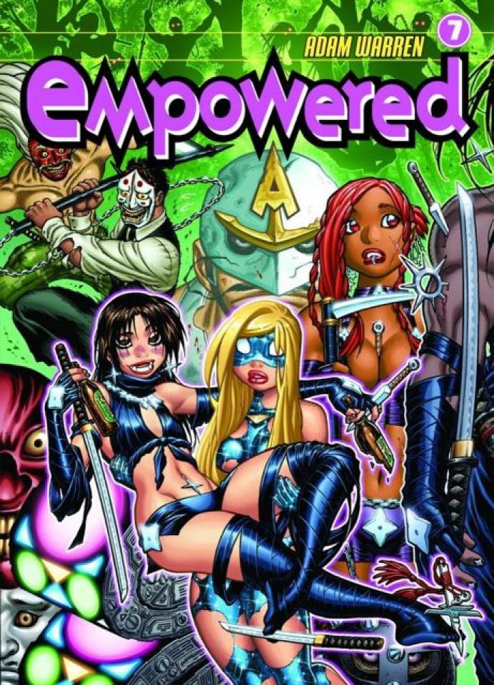 Empowered Vol. 7