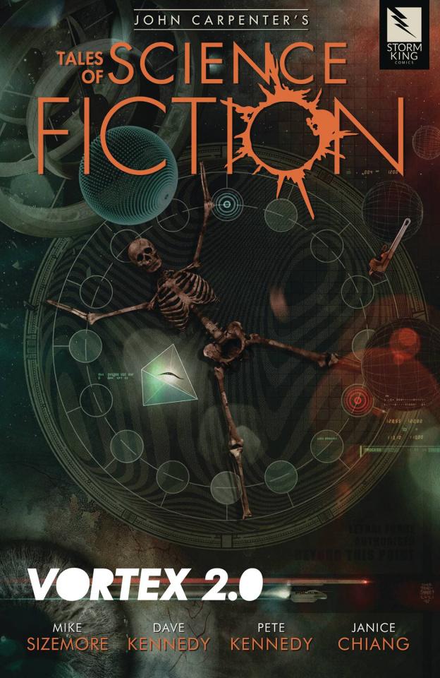 Tales of Science Fiction: Vortex Vol. 2