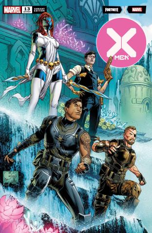 X-Men #13 (Quesada Fortnite Cover)