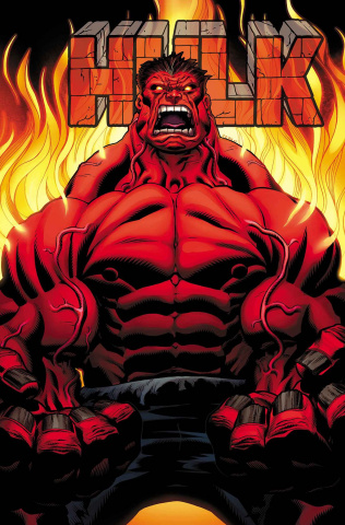Hulk: Red Hulk #1 (True Believers)