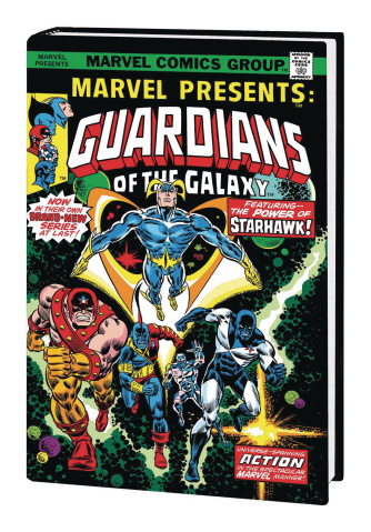 Guardians of the Galaxy: Tomorrows Heroes (Omnibus)