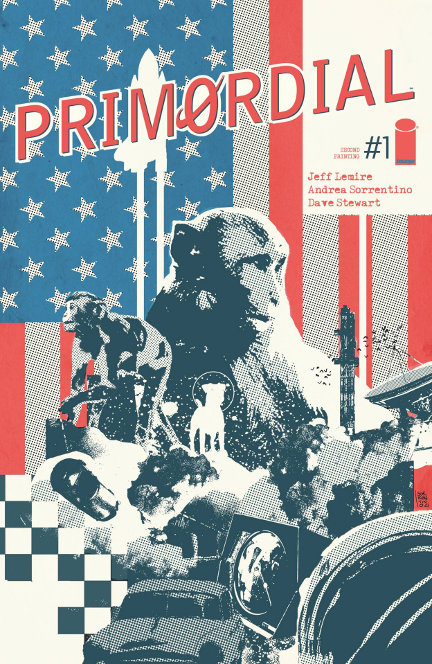Primordial #1 (2nd Printing)