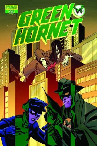 The Green Hornet #29