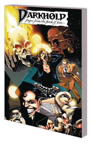 Darkhold: Pages From the Book of Sins (Complete Collection)