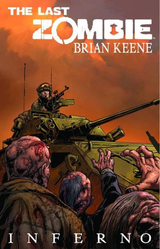 The Last Zombie: Inferno #2