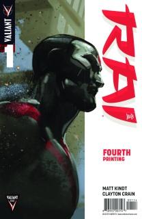 Rai #1 (4th Printing)