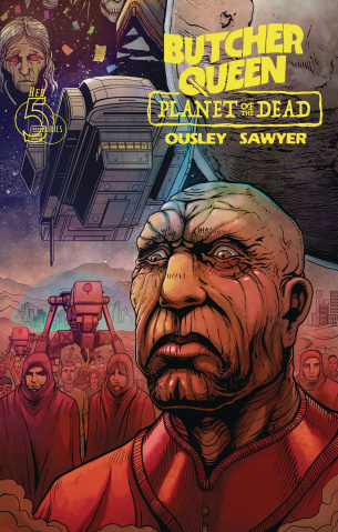 Butcher Queen: Planet of the Dead #3