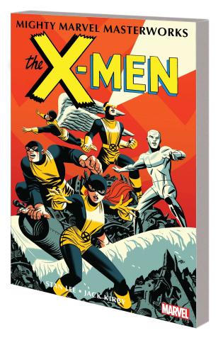 X-Men: The Strangest Super Heroes of All Vol. 1 (Marvel Masterworks Cho Cover)