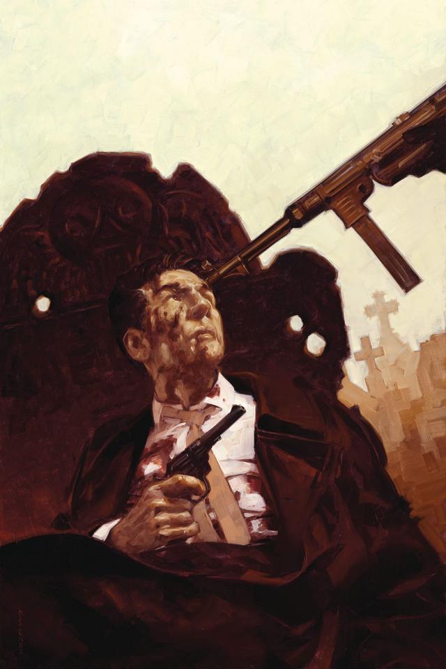 Joe Golem #4: The Drowning City