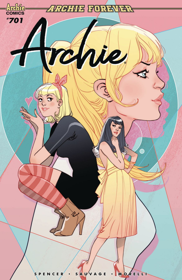 Archie #701 (Sauvage Cover)