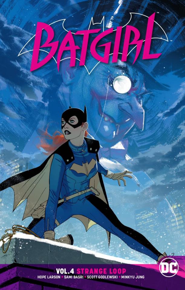 Batgirl Vol. 4: Strange Loop (Rebirth)