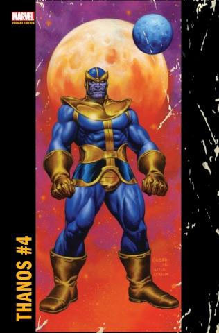 Thanos #4 (Jusko Corner Box Cover)
