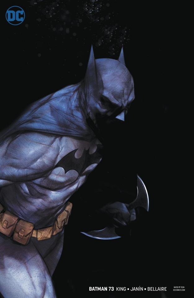 Batman #73 (Variant Cover)