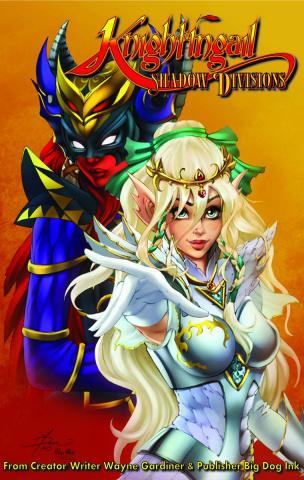 Knightingail Vol. 2: Shadow Divisions