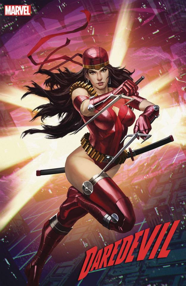 Daredevil #14 (Skan 2020 Cover)
