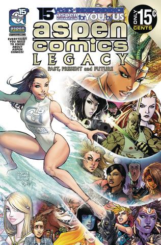 Aspen Comics Legacy: 15th Anniversary
