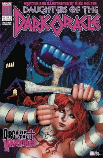 Daughters of the Dark Oracle #5 (Orgy of the Vampires)