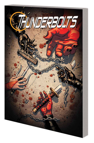 Thunderbolts Vol. 5 Punisher vs. The Thunderbolts