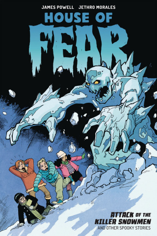 House of Fear: Attack of the Killer Snowmen and Other Spooky Stories