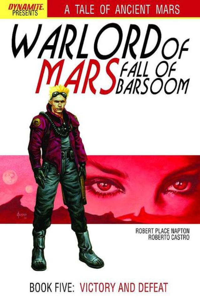 Warlord of Mars: Fall of Barsoom #5