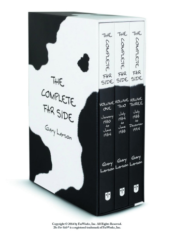 The Complete Far Side (Slipcased Boxed Set)