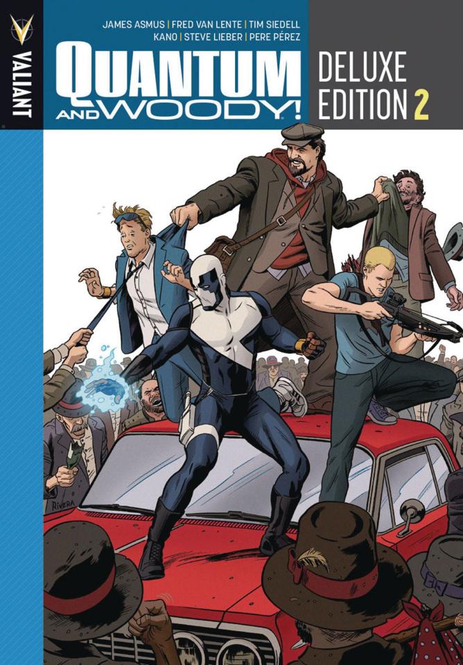 Quantum & Woody Vol. 2