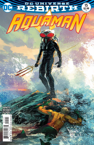 Aquaman #15 (Variant Cover)