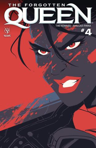 The Forgotten Queen #4 (Templer Cover)