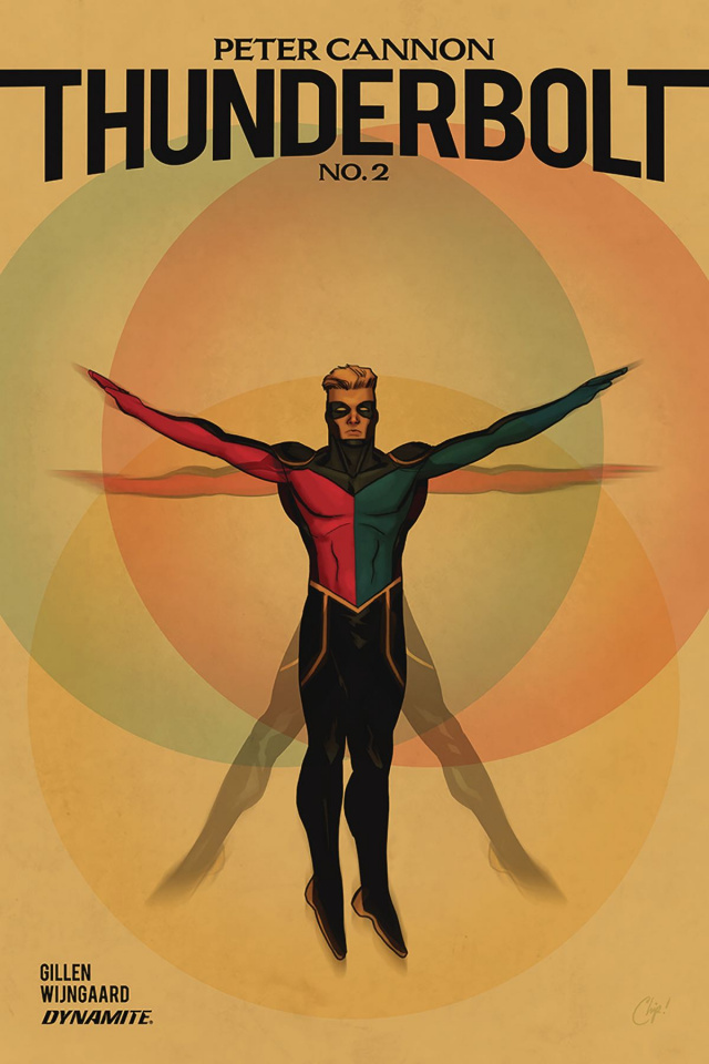 Peter Cannon: Thunderbolt #2 (Zdarsky Cover)
