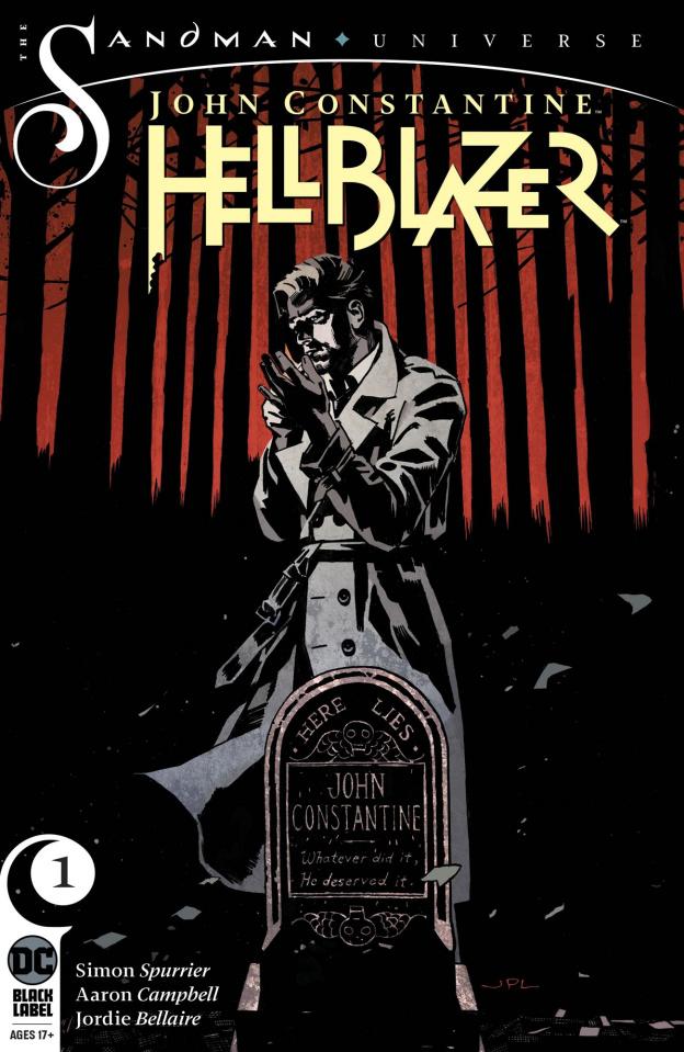 John Constantine: Hellblazer #1