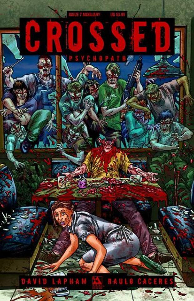 Crossed: Psychopath #7