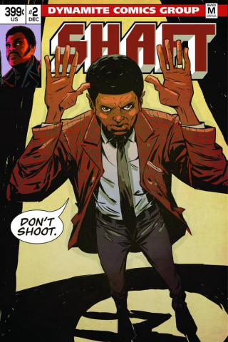 Shaft #2 (Greene Exc Subscription Cover)