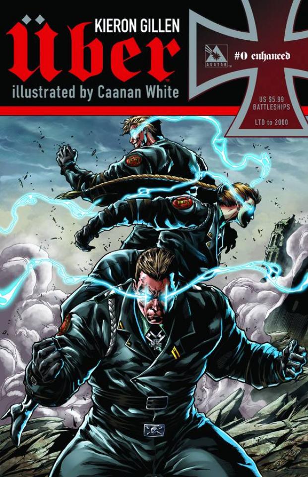 Über #0 (Enhanced Battleships Cover)