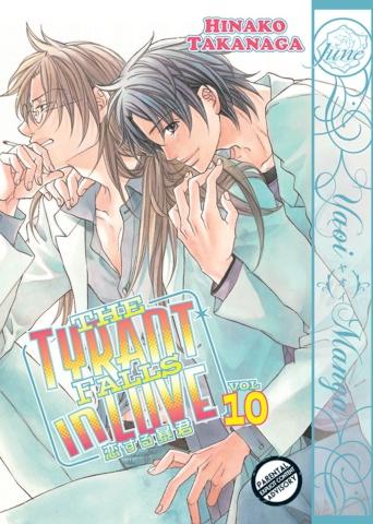 The Tyrant Falls in Love Vol. 10