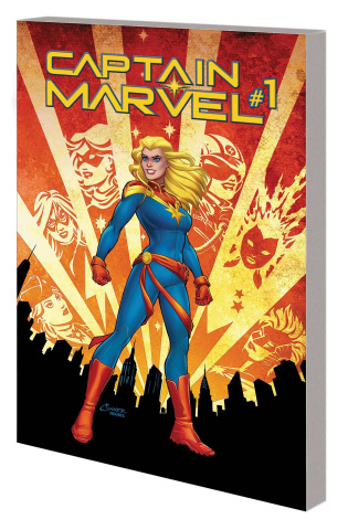 Captain Marvel Vol. 1: Re-Entry